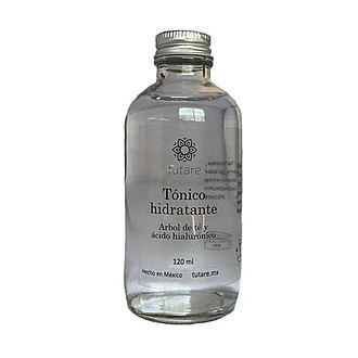 Tutare - Tónico hidratante árbol de té y ácido hialurónico