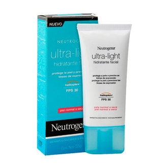 Neutrogena - Ultra-Light Piel Normal a Seca