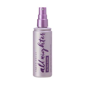 Urban Decay - All Nighter Ultra Glow Setting Spray - Fijador De Maquillaje