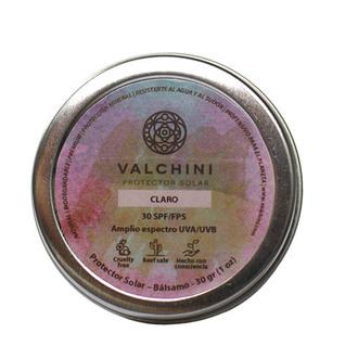 Valchini - Bálsamo Solar 30 SPF Claro