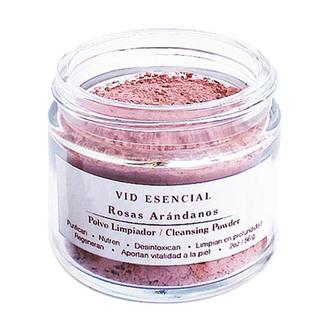 Vid Esencial - Polvo Limpiador 3 en 1 / Rosas Arandanos