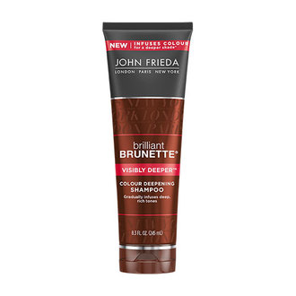 John Frieda - BRILLIANT BRUNETTE. Visibly Deeper Shampoo