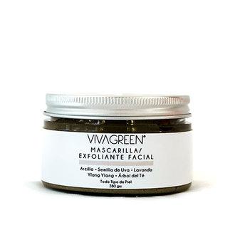 Vivagreen - Mascarilla/Exfoliante Facial