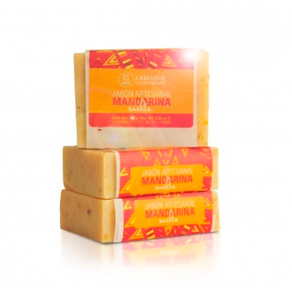 Xamania - Jabón de Caléndula Mandarina