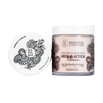 Xamania - Mascarilla Exfoliante - Arcilla Azteca