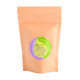 XiXänthé - Eco-Recarga Limpiador y Exfoliante Facial de Avena, Almendras y Lavanda