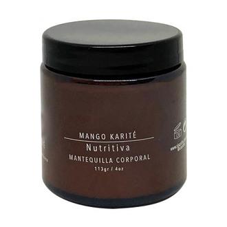 XiXänthé - Mantequilla Corporal Nutritiva Mango Karité