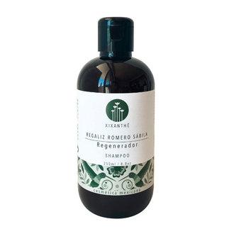 XiXänthé - Shampoo Regenerador Romero Regaliz Sábila