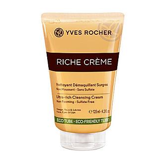 Yves Rocher - Crema Limpiadora Ultra Nutritiva