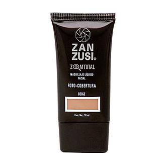 Zan Zusi - Maquillaje Zoom Total Líquido Beige