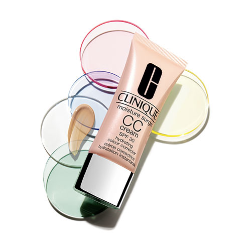Moisture Surge CC Cream Hydrating Colour Corrector SPF 30