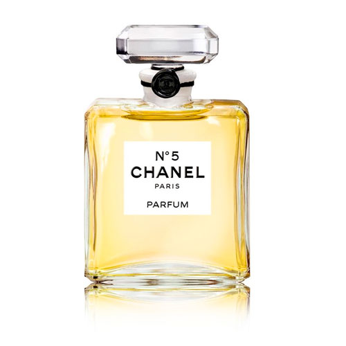 N°5 Parfum en frasco
