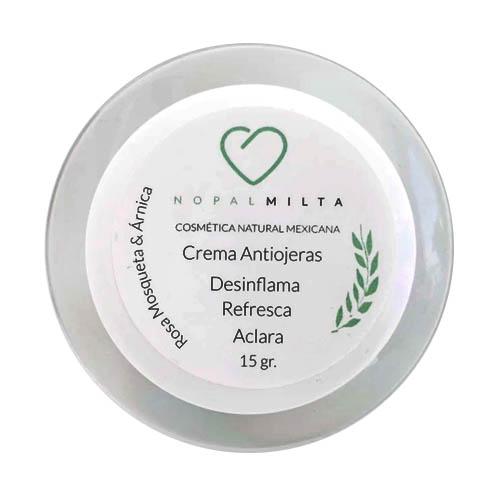 Crema Antiojeras