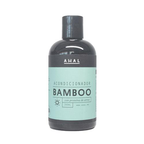 Acondicionador Bamboo con Proteína de Arroz