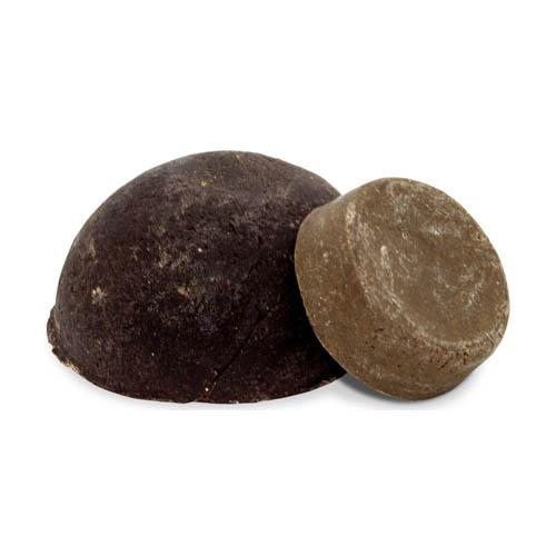 Shampoo Sólido Equilibrio Y Nutrición, De Cacao