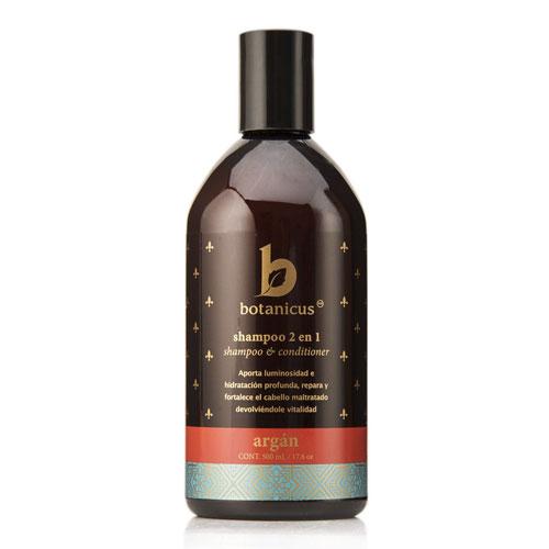 Shampoo 2 en 1 - Argán