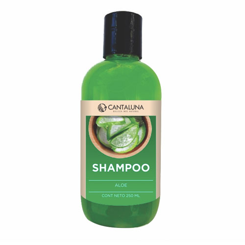 Shampoo Aloe Anticaída