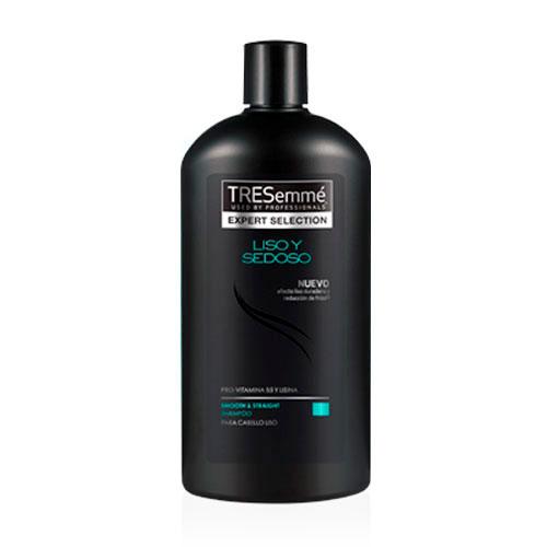 Shampoo Liso y Sedoso