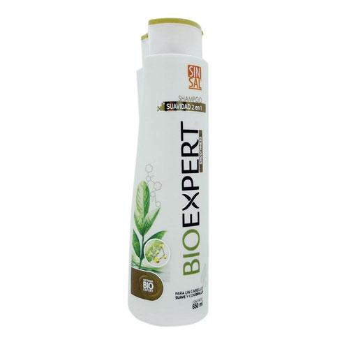 Shampoo Suavidad 2 en 1 Softness