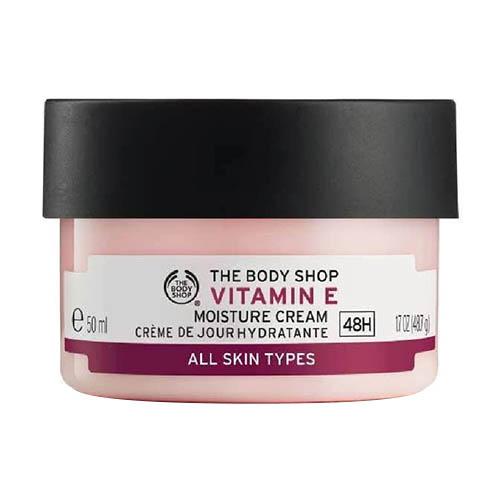 Crema Hidratante Intensiva Vitamina E