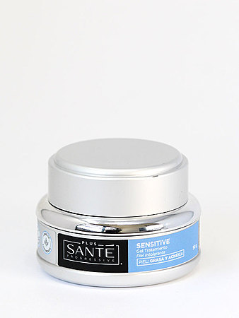 Plus Santé - Gel Tratamiento piel sensible Sensitive | Tendencia Grasa 50 g