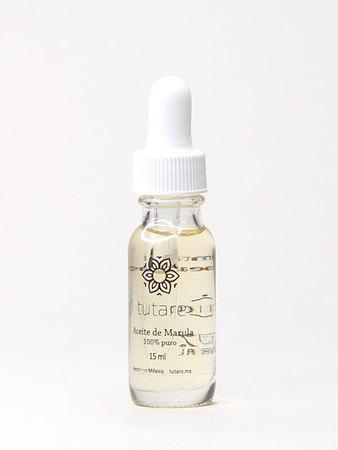 Tutare - Aceite de Marula 100% Puro (15ml)