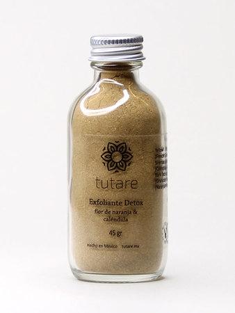Tutare - Exfoliante Detox Flor de Naranja y Caléndula