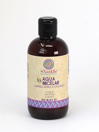 XiXänthé - Agua Micelar Lavanda, Sábila y Caléndula 250ml