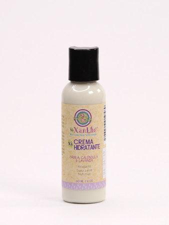 XiXänthé - Crema Hidratante Sábila, Caléndula y Lavanda 60ml
