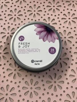Foto de Cremêl  Fresh & Joy - Desodorante En Crema Libre De Quimicos
