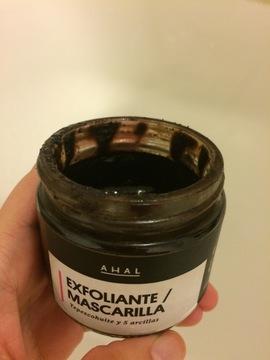 Mask & Scrub / Mascarilla - Exfoliante De Tepezcohuite