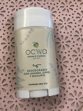 Foto de Ocwa Desodorante de Ciprés, Lavanda y Eucalipto
