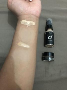 Maquillaje Líquido 02
