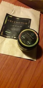 Greengold - Bálsamo Labial