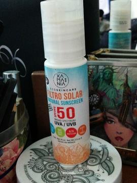 Foto de Xamania Filtro Solar 50 FPS